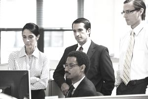 Team of operations research analysts