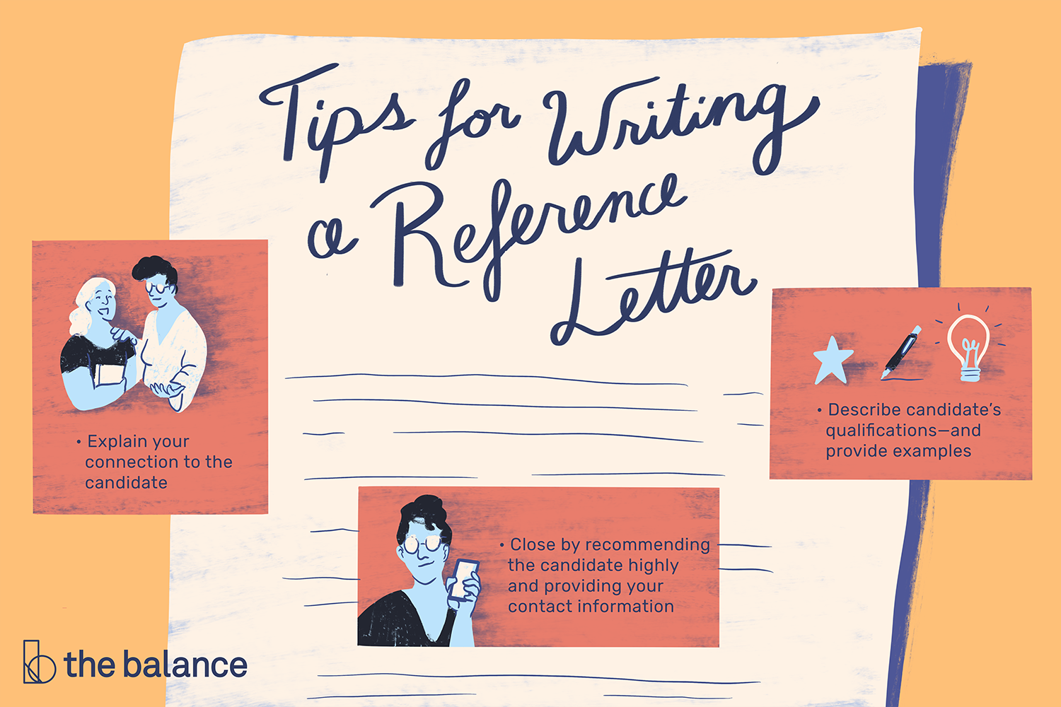 Reference Letter Vs Recommendation from www.thebalancecareers.com