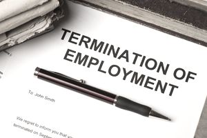 termination of employment notice