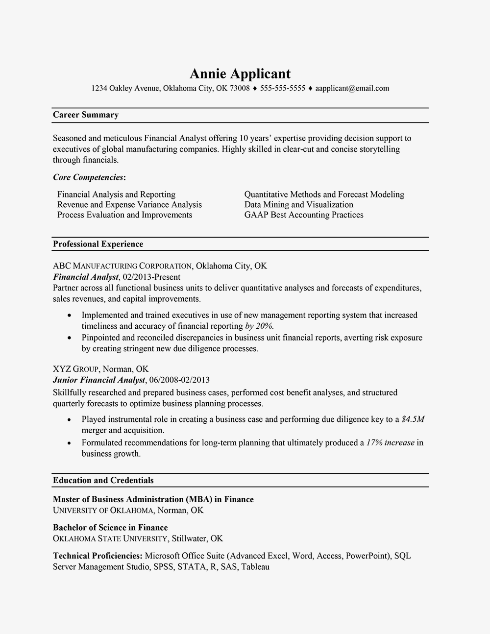 How Many Pages Should A Resume Be | How Many Pages A Resume Should Be