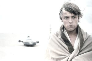 Luke Skywalker / Mark Hamill / Star Wars