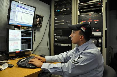 Navy Informations Systems Technician