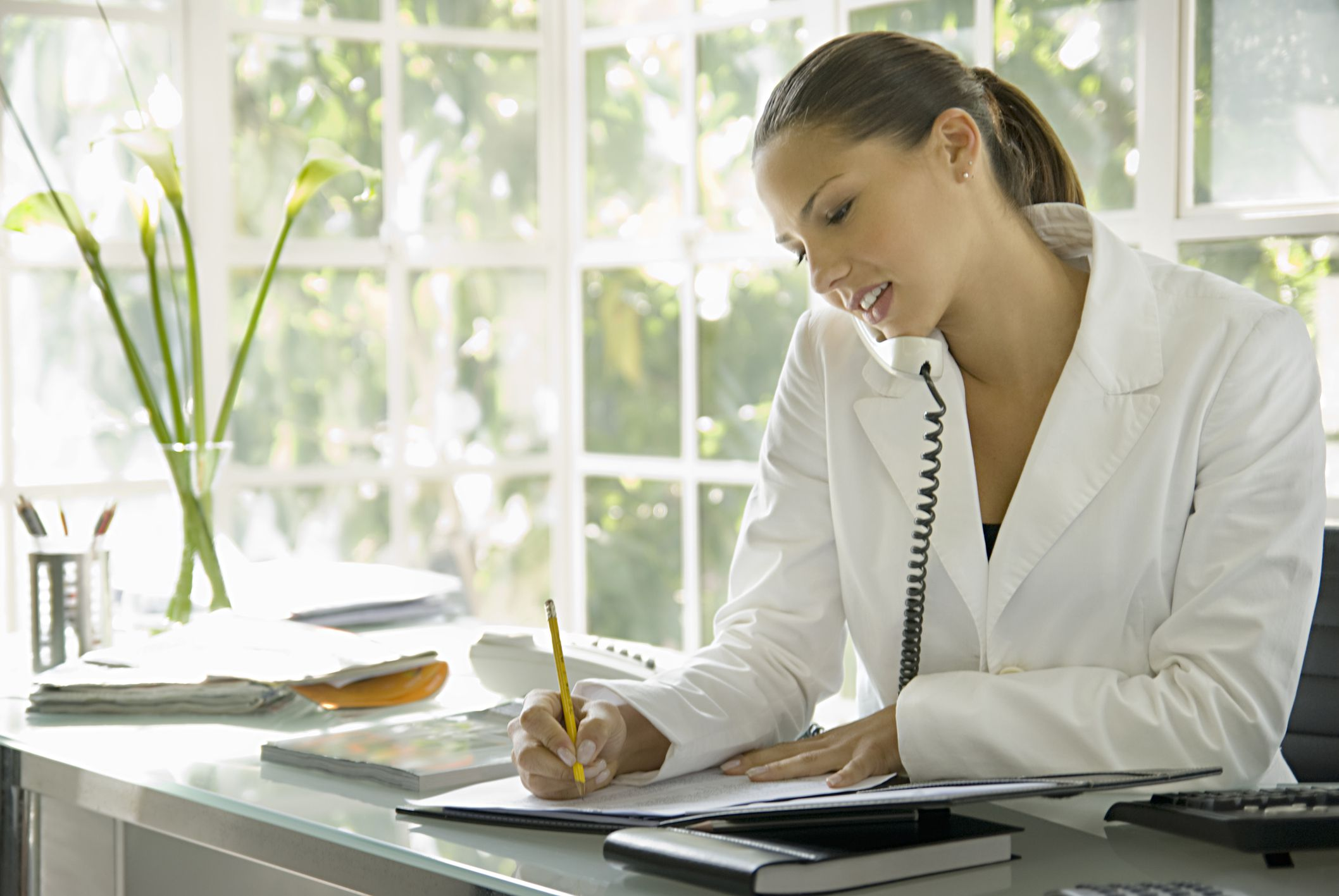 office assistant interview questions and answers