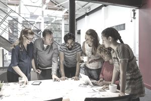 You can encourage employee consistency by training them and designing efficient processes.