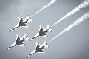 U.S. Air Force Thunderbirds Air Demonstration Squadron