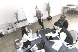 Continuous improvement transpires because of the questions the leader asks.