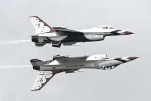 United Stated Air Force Thunderbirds