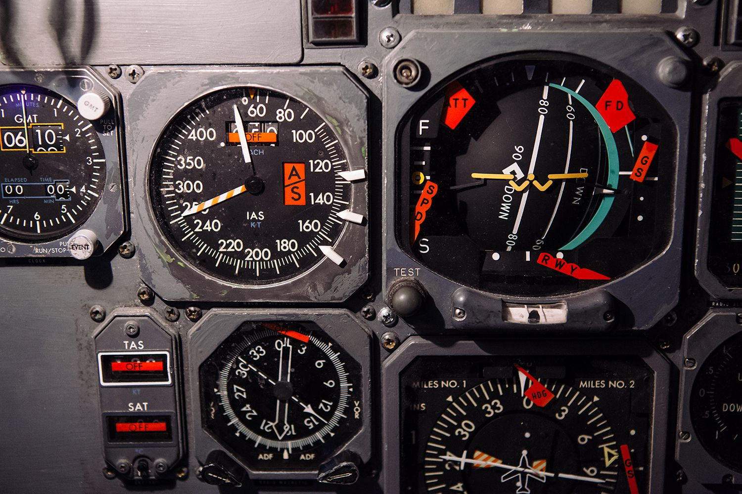 Wondrous Basic Flight Instruments The Altimeter Wiring Cloud Hisonuggs Outletorg
