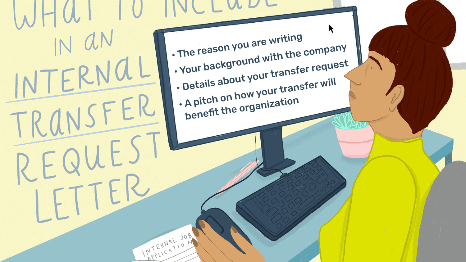 How to Transfer Jobs at Your Company
