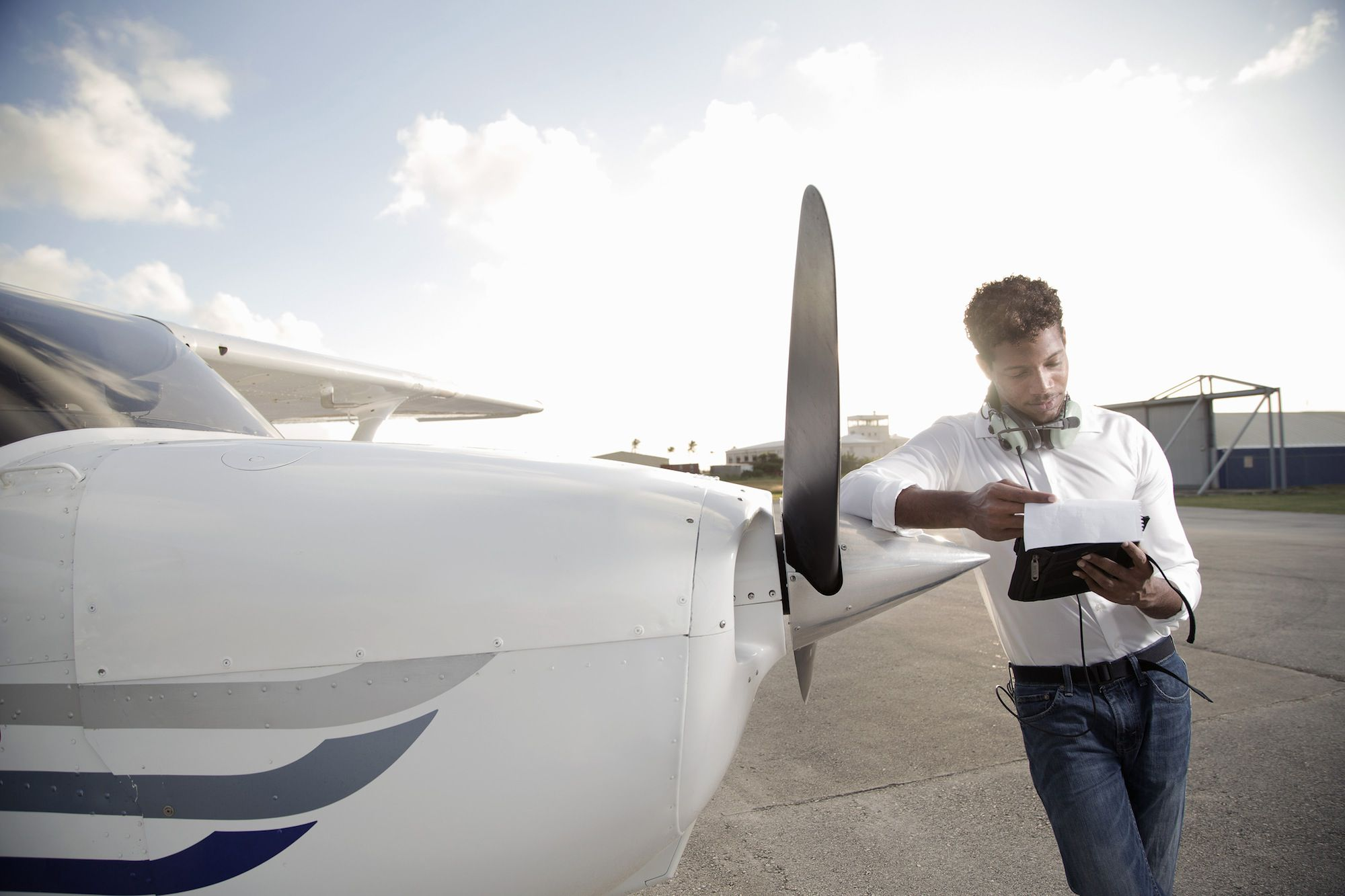 Learn How a Pilot Certificate Can Help You Land a Non-Flying Career