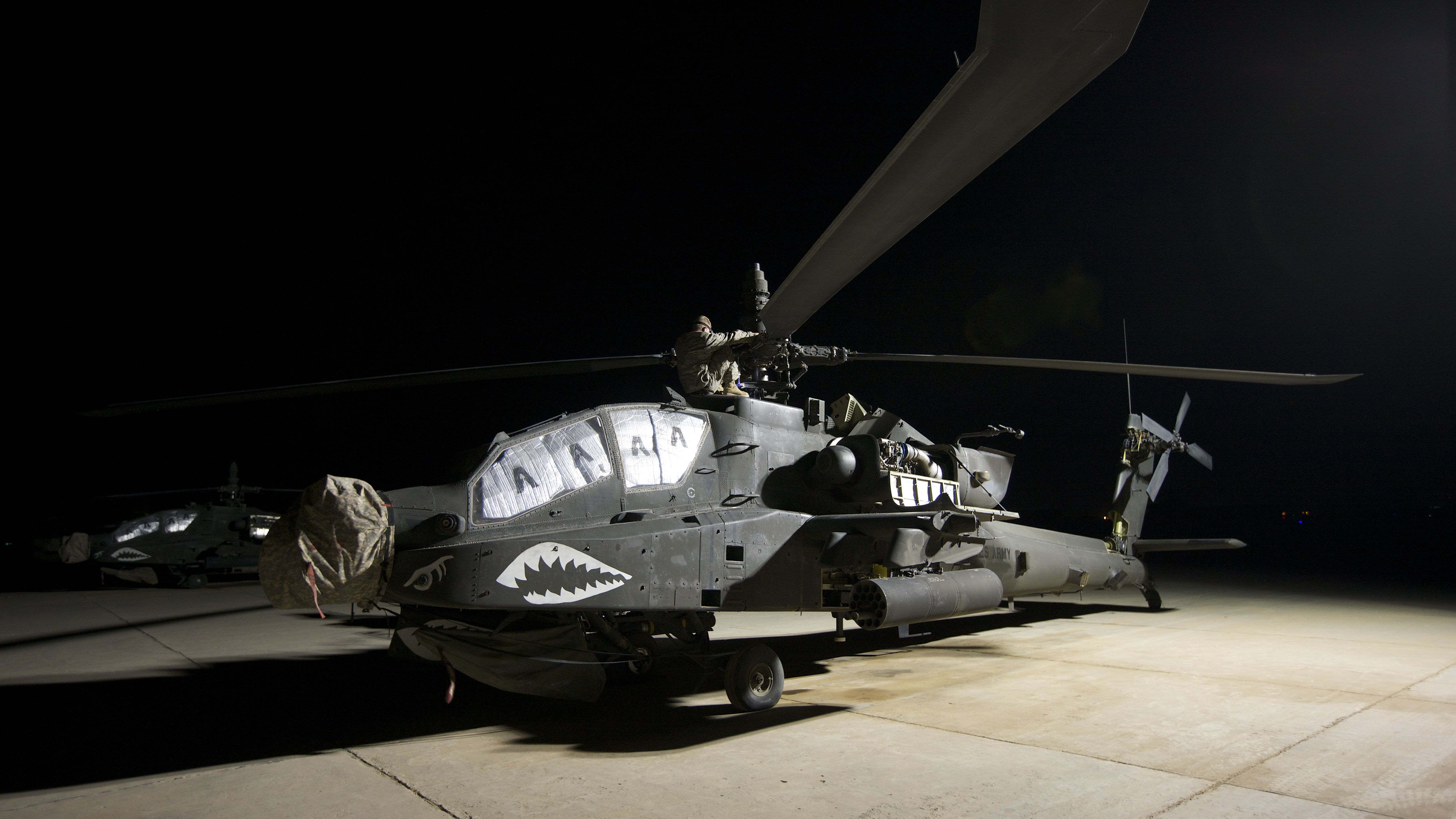 AH-64 Attack Helicopter Repairer (MOS 15R) Training