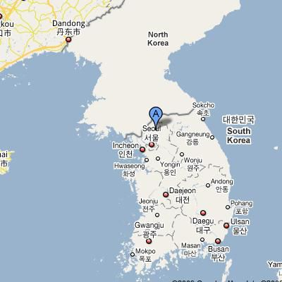 About Camp Casey South Korea Us Army Installation - Us-army-bases-in-korea-map