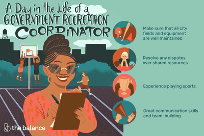 What Does a Government Recreation Coordinator Do?