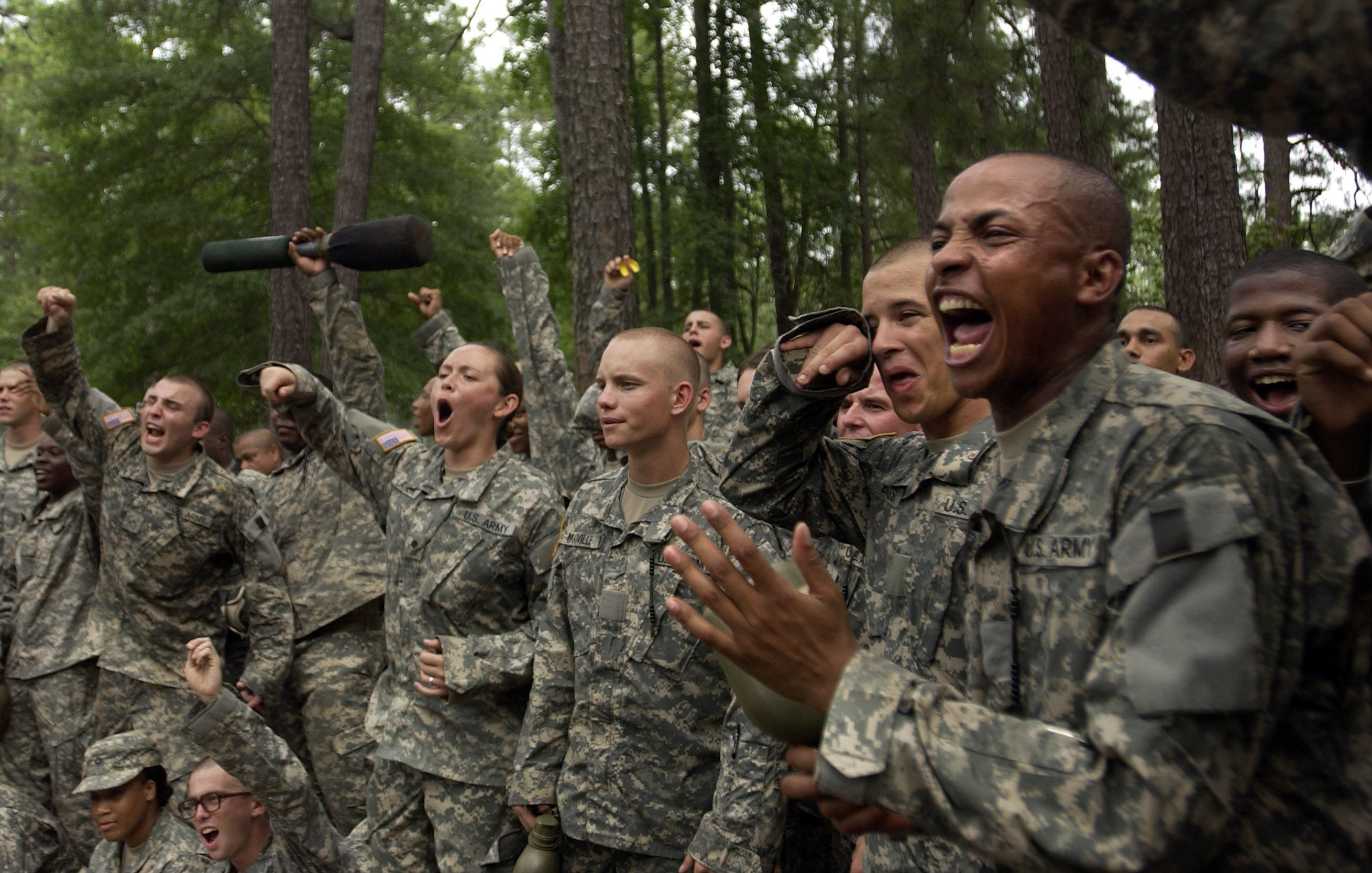 Preparing for the Army General Orders and at Boot Camp