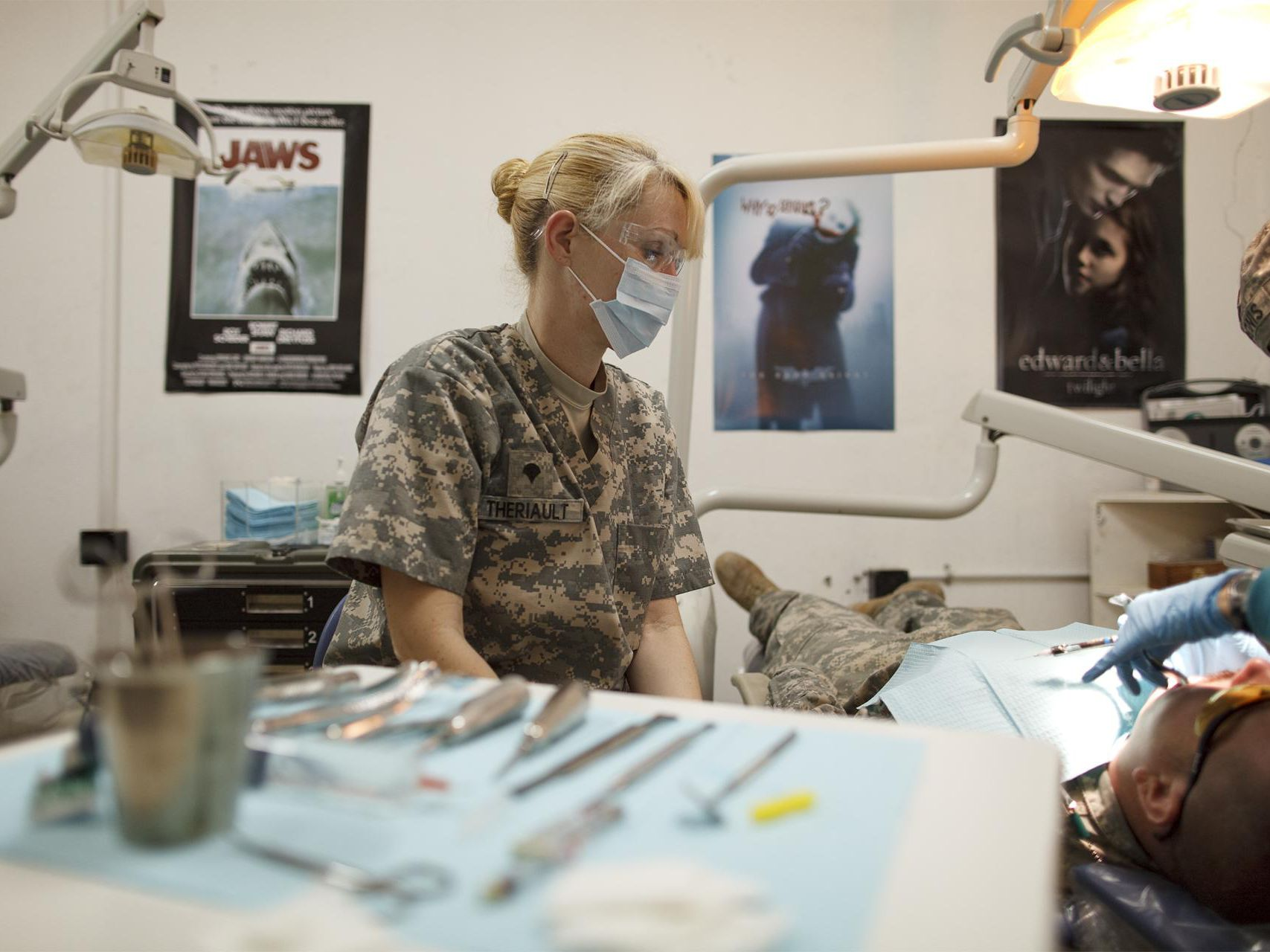 Military Medical Enlistment Standards for Dental Issues