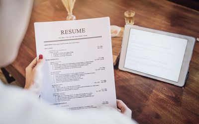 The Top Power Words to Use in Your Resume