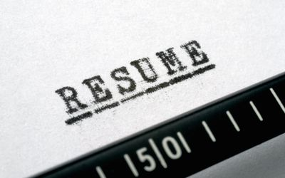 what are the different types of resumes - Types Of Resumes
