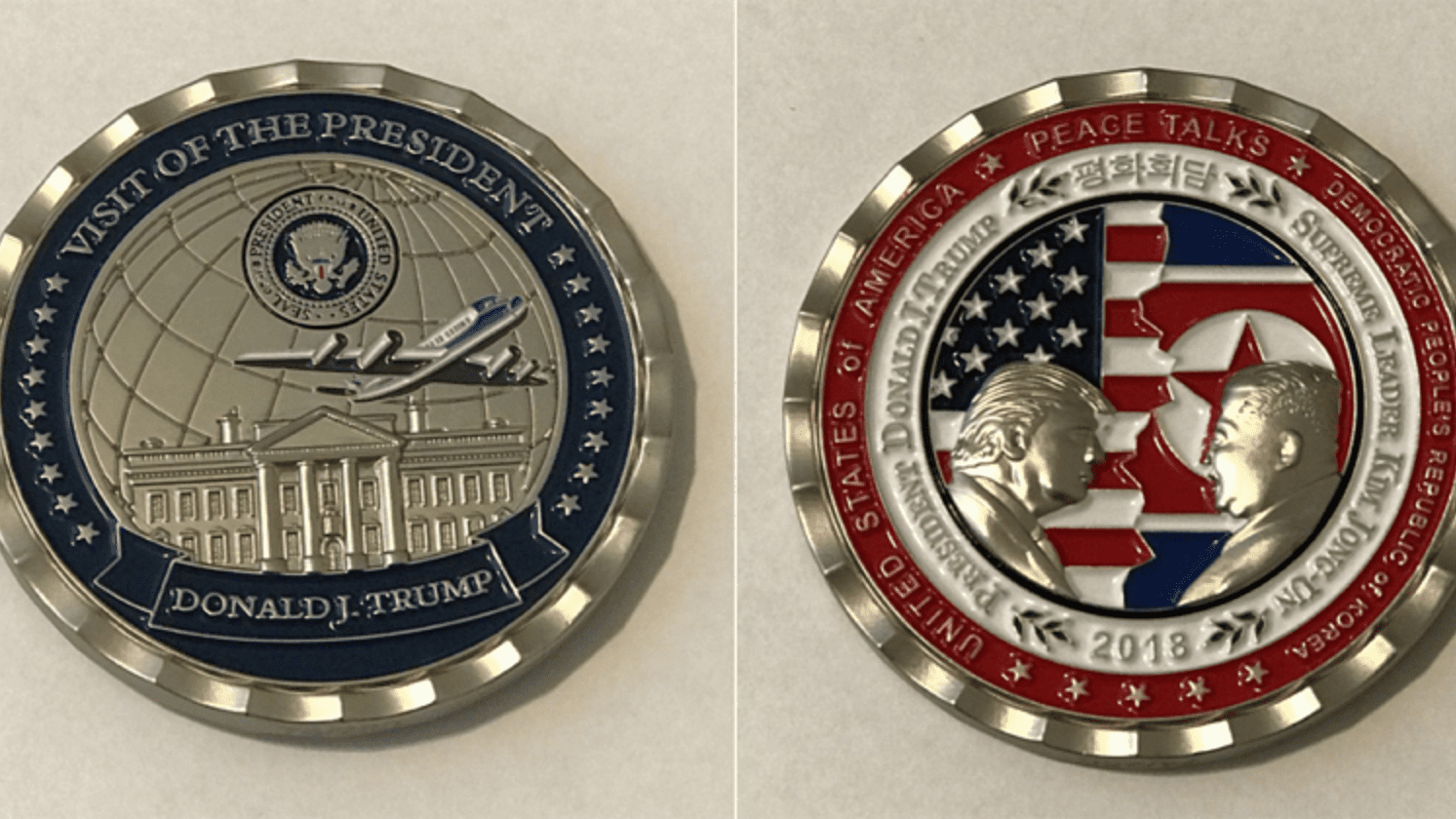 What Are Military Challenge Coins?