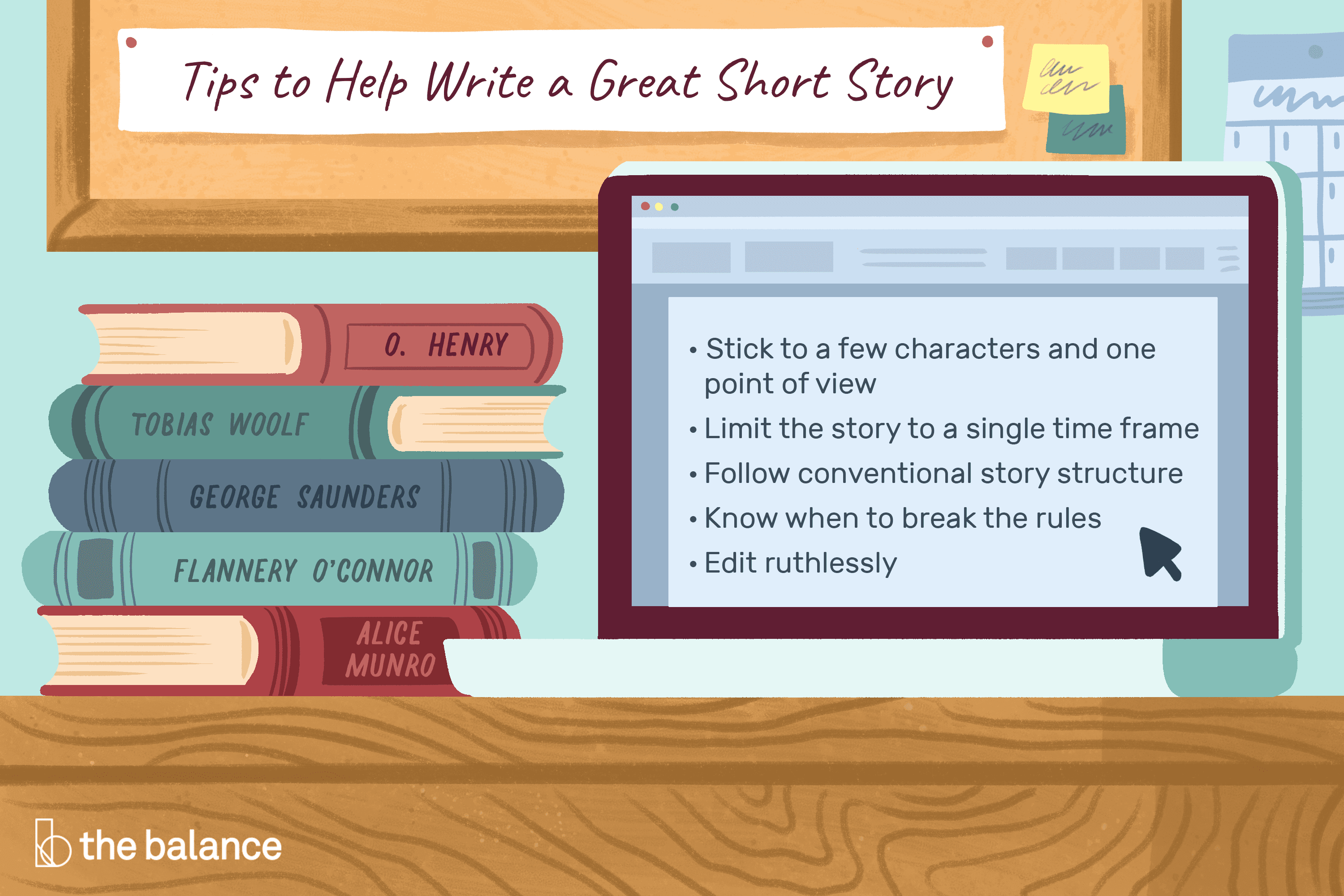 Learn How to Write a Truly Great Short Story