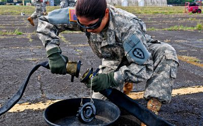 What Does An Army Petroleum Supply Specialist Do