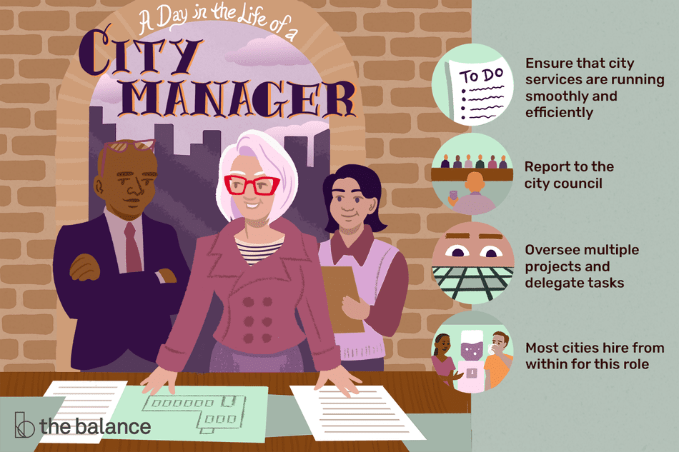 a day in the life of a city manager