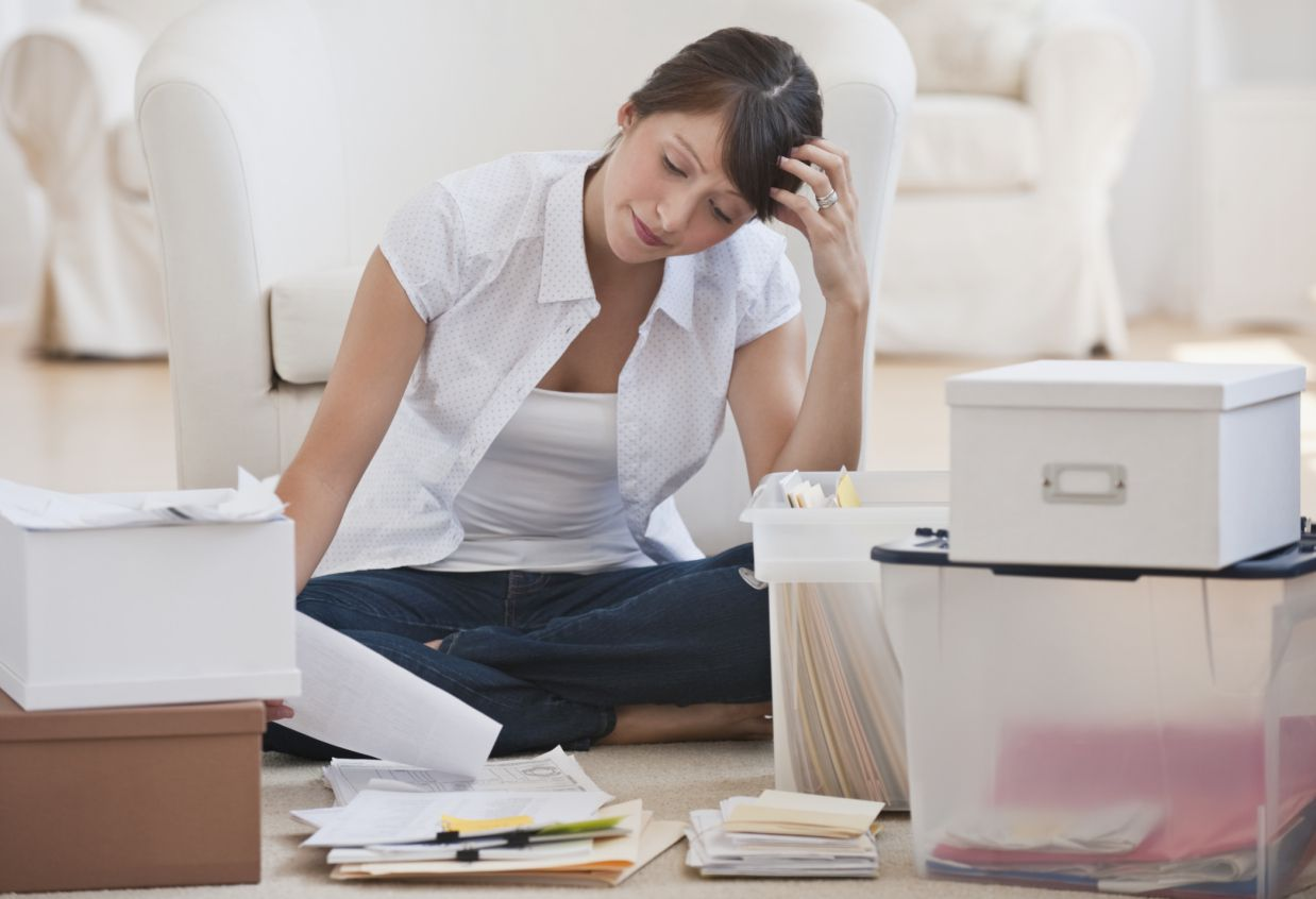 Keep paperwork in check with these tips