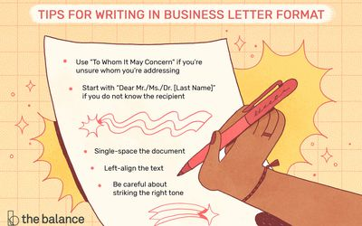 Ways To Close Out A Letter from www.thebalancecareers.com