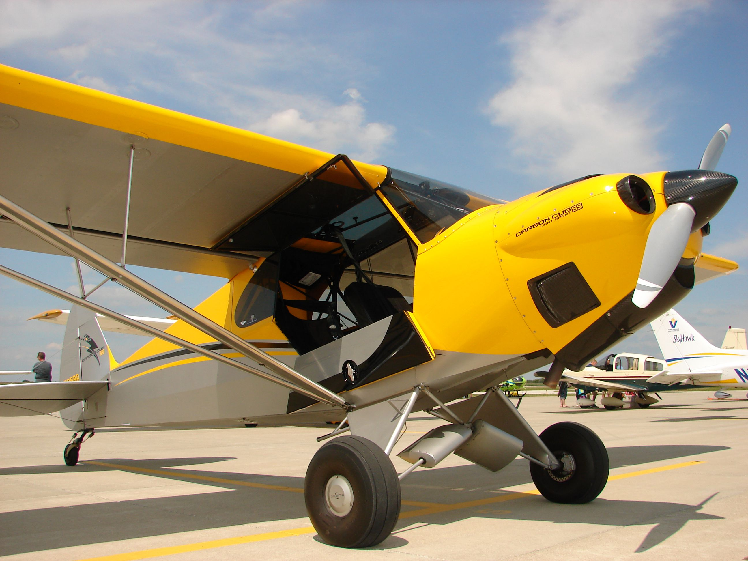 The Pros And Cons Of Piloting Tailwheel Aircraft How A Propeller Works Aviation Engineering