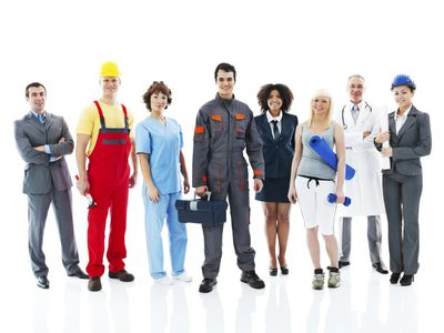 Different types of jobs