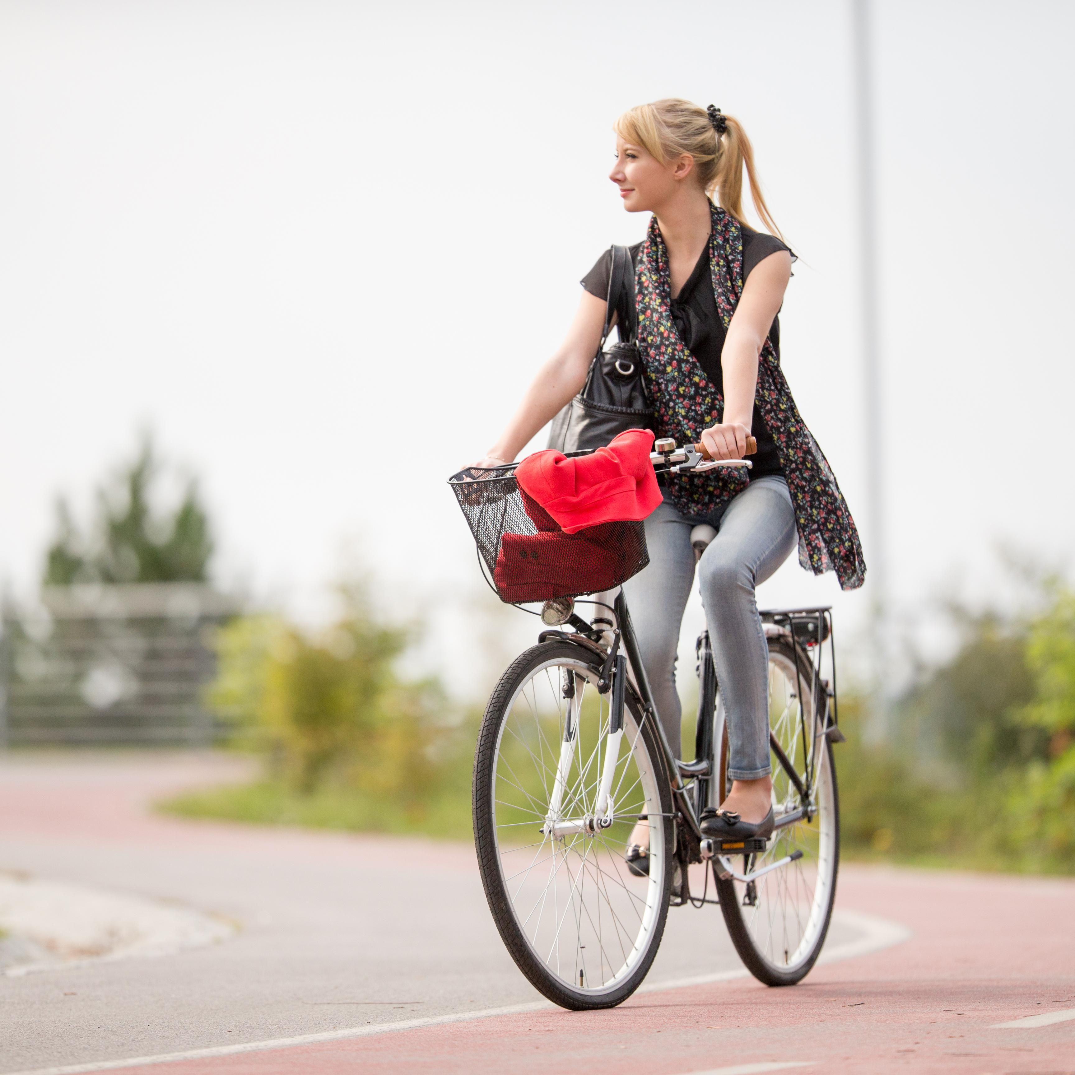 Riding Your Bike to Work