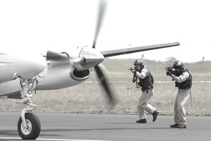 U.S. CBP Aviation Enforcement Agents