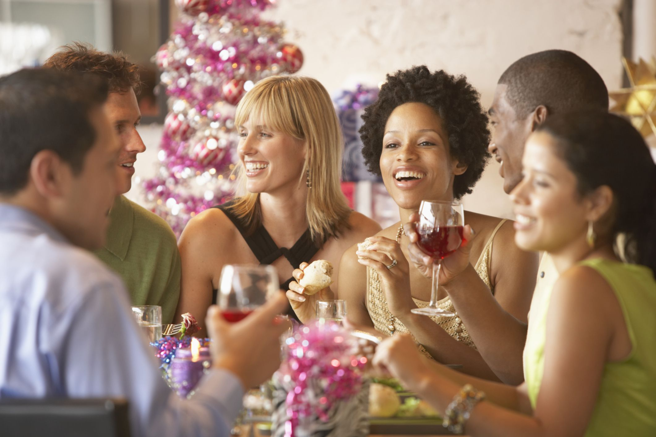 Tips for Networking at Holiday Parties