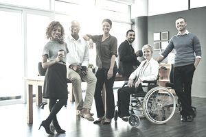The Americans With Disabilities Act has certain requirements for employers of disabled employes and potential employees.