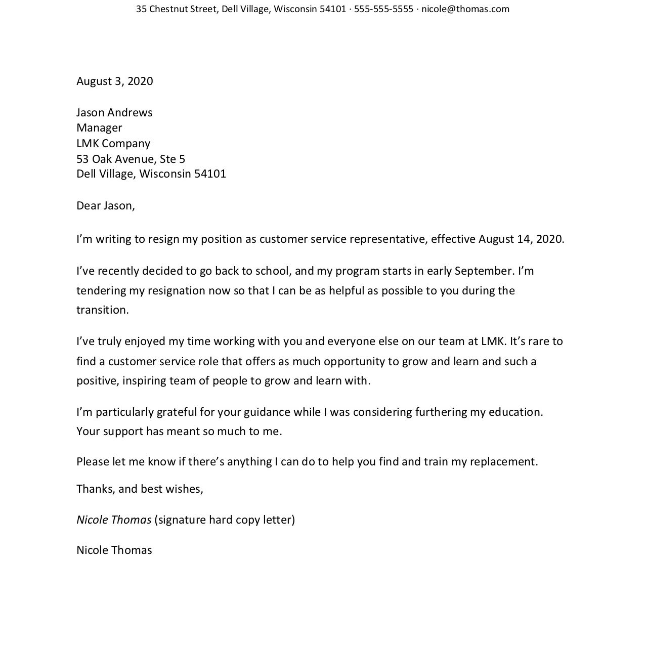 Microsoft Word Business Letter Templates from www.thebalancecareers.com