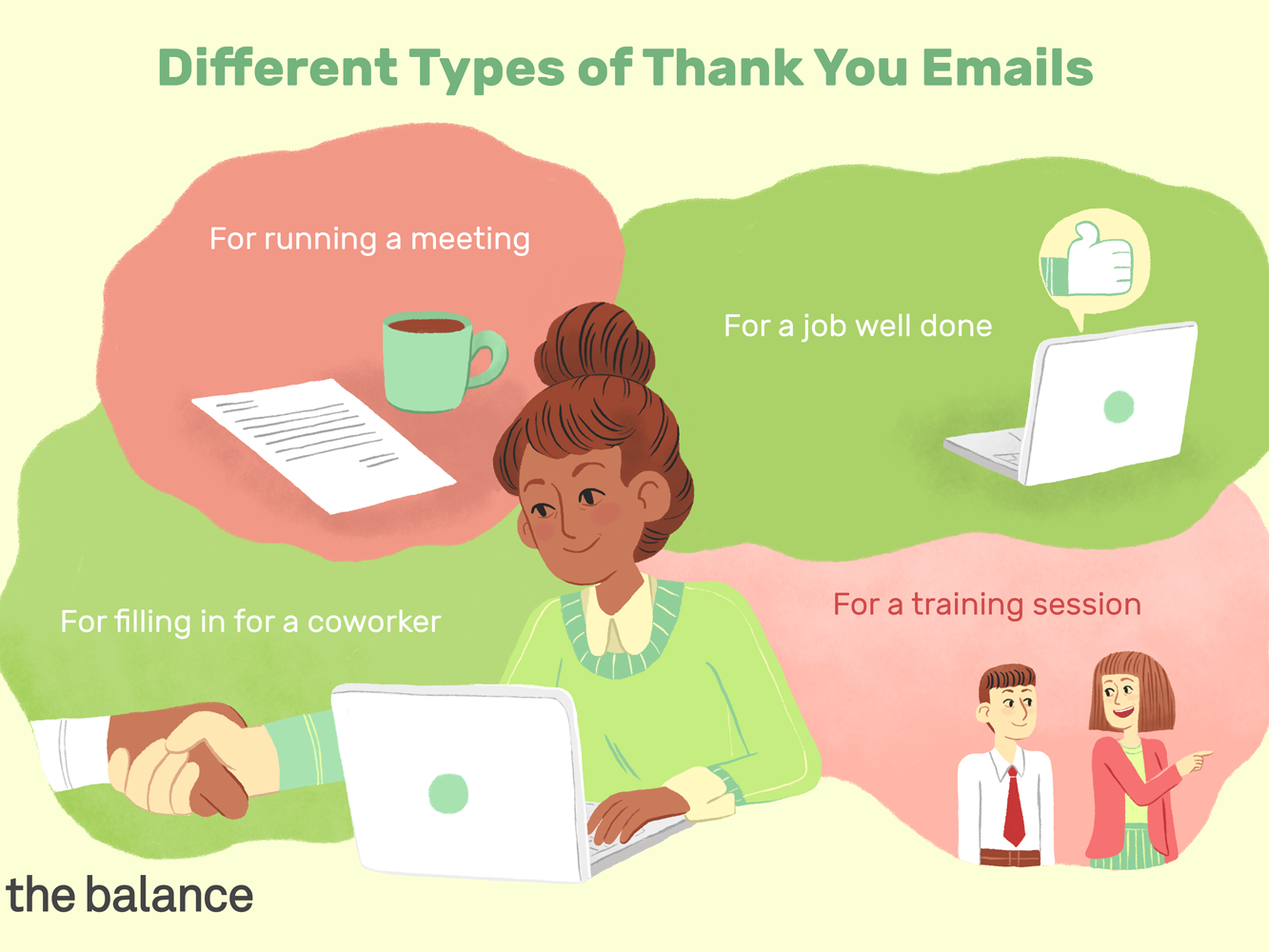 Here Are Quick Sample Thank You Emails for Your Coworkers