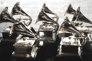 The Grammy is a prestigious music award.