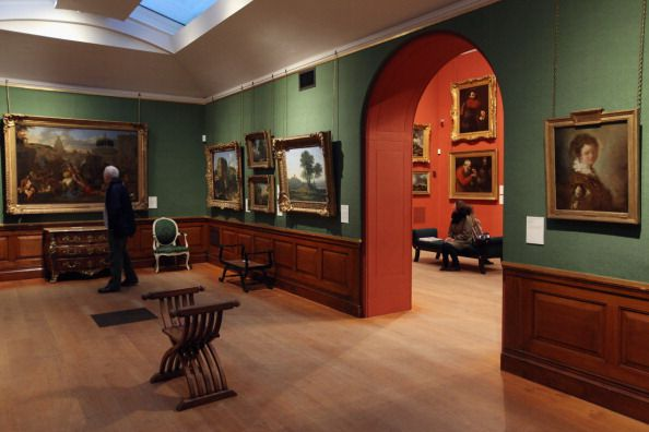 Dulwich Picture Gallery, Photo by Oli Scarff © Getty Images