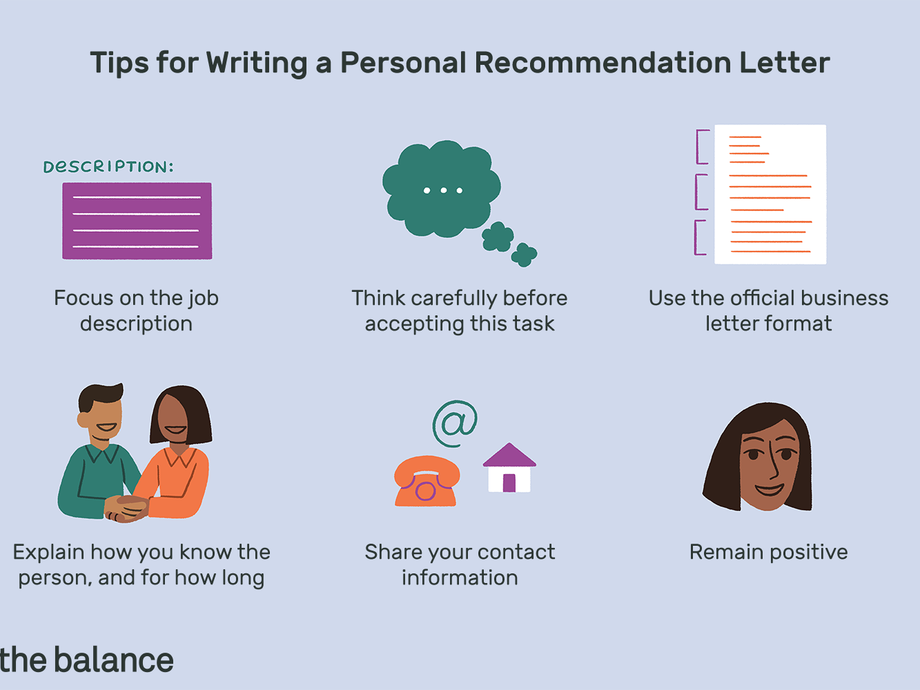 Personal Recommendation Letter Examples