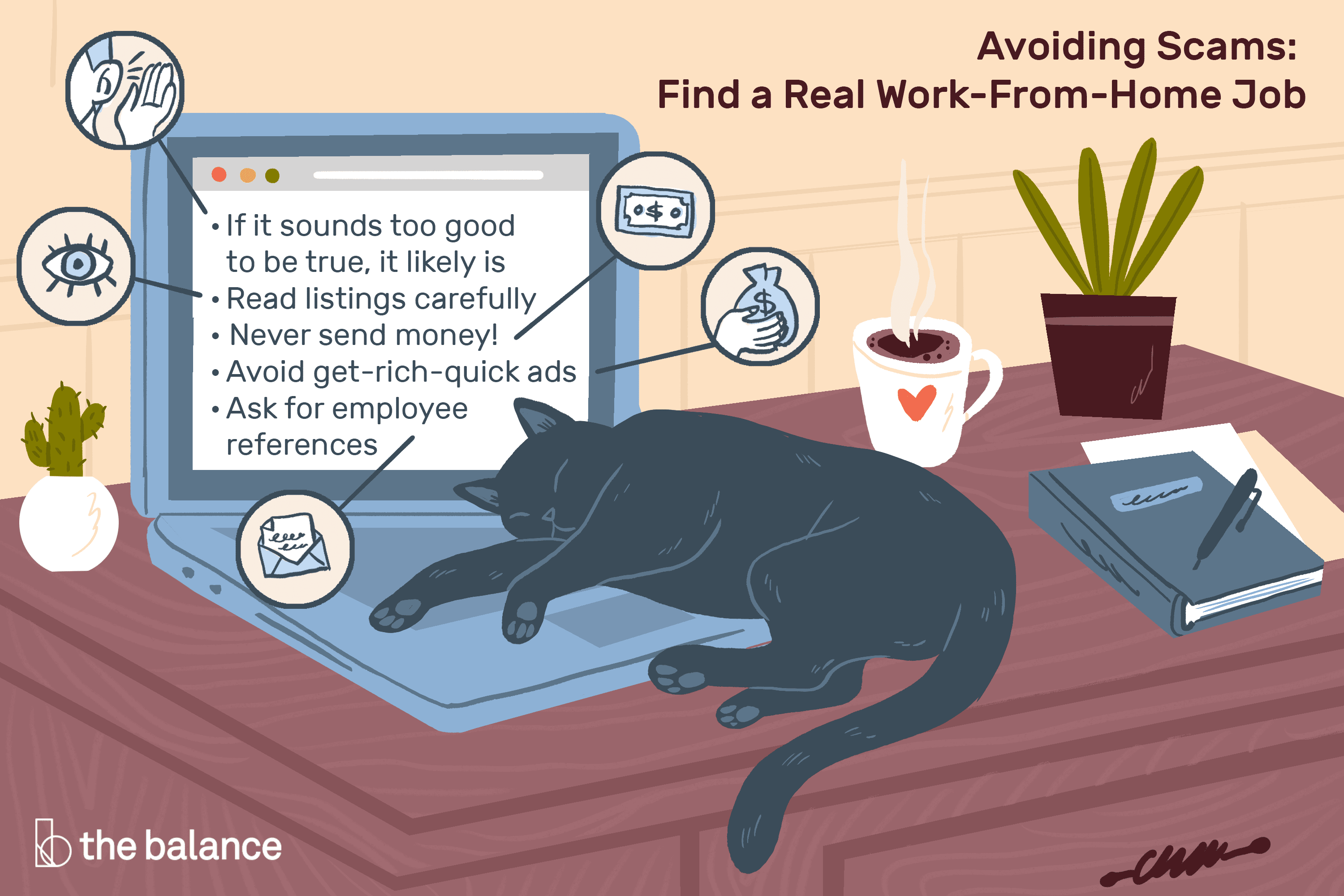 How to Find Real Work at Home Jobs
