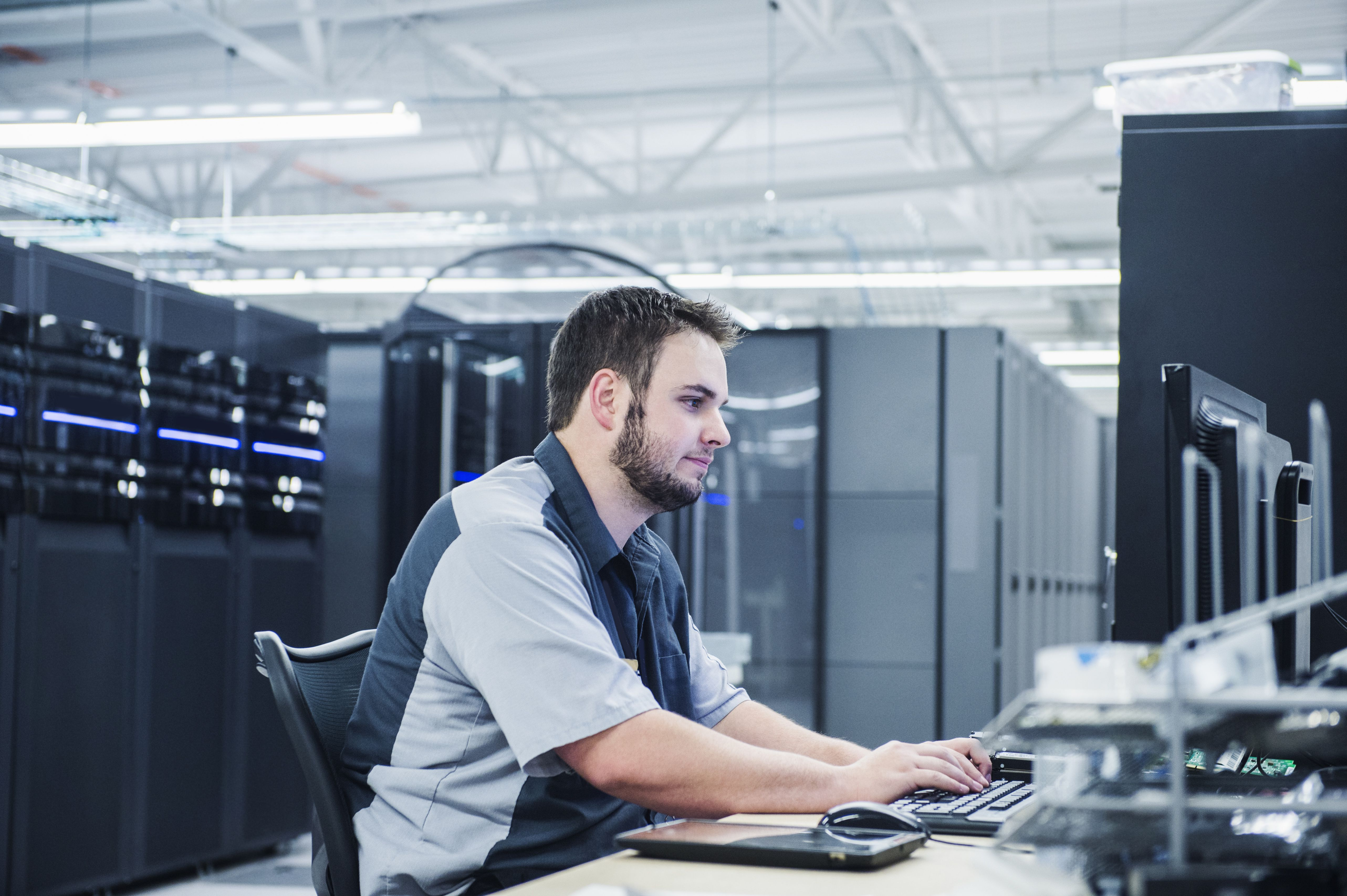 Network Administrator Job Description And Facts