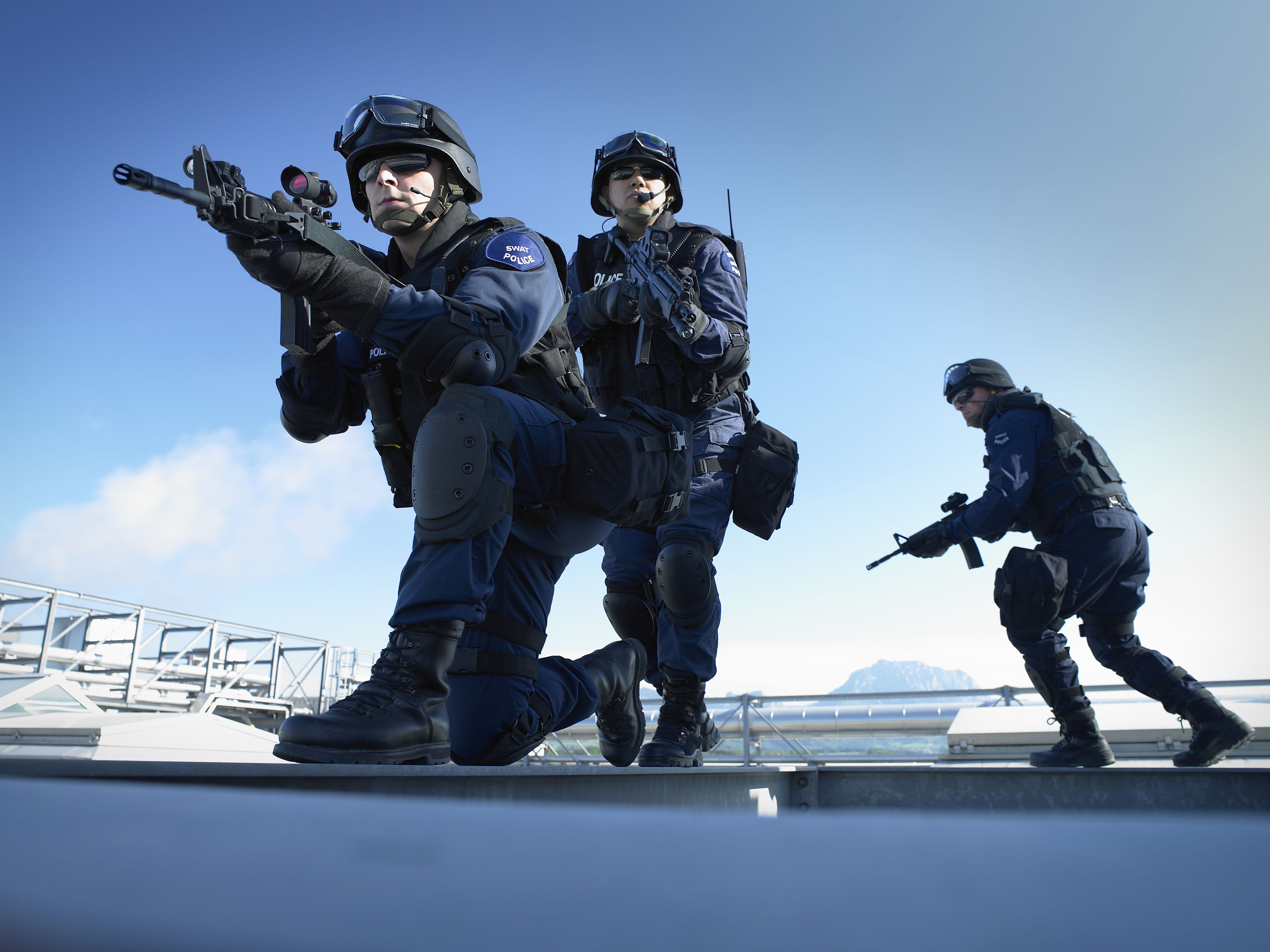 The History and Purpose of SWAT Teams