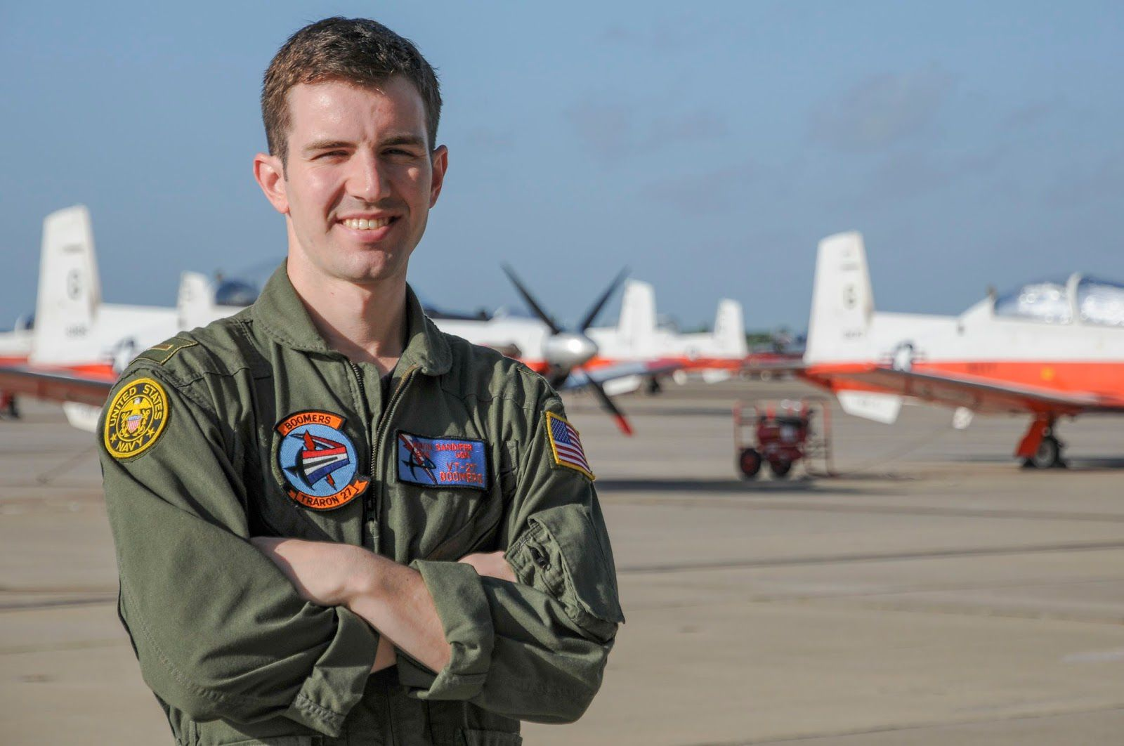 Becoming a Marine Corps Pilot