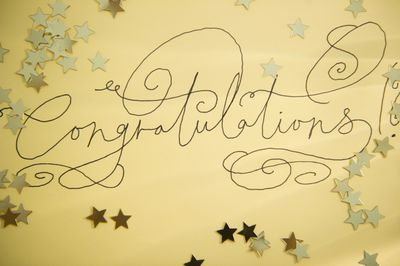 Letter samples to say congratulations congratulations card altavistaventures Choice Image
