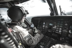 CBP OAM Air Interdiction Agents patrol the skies over the U.S.