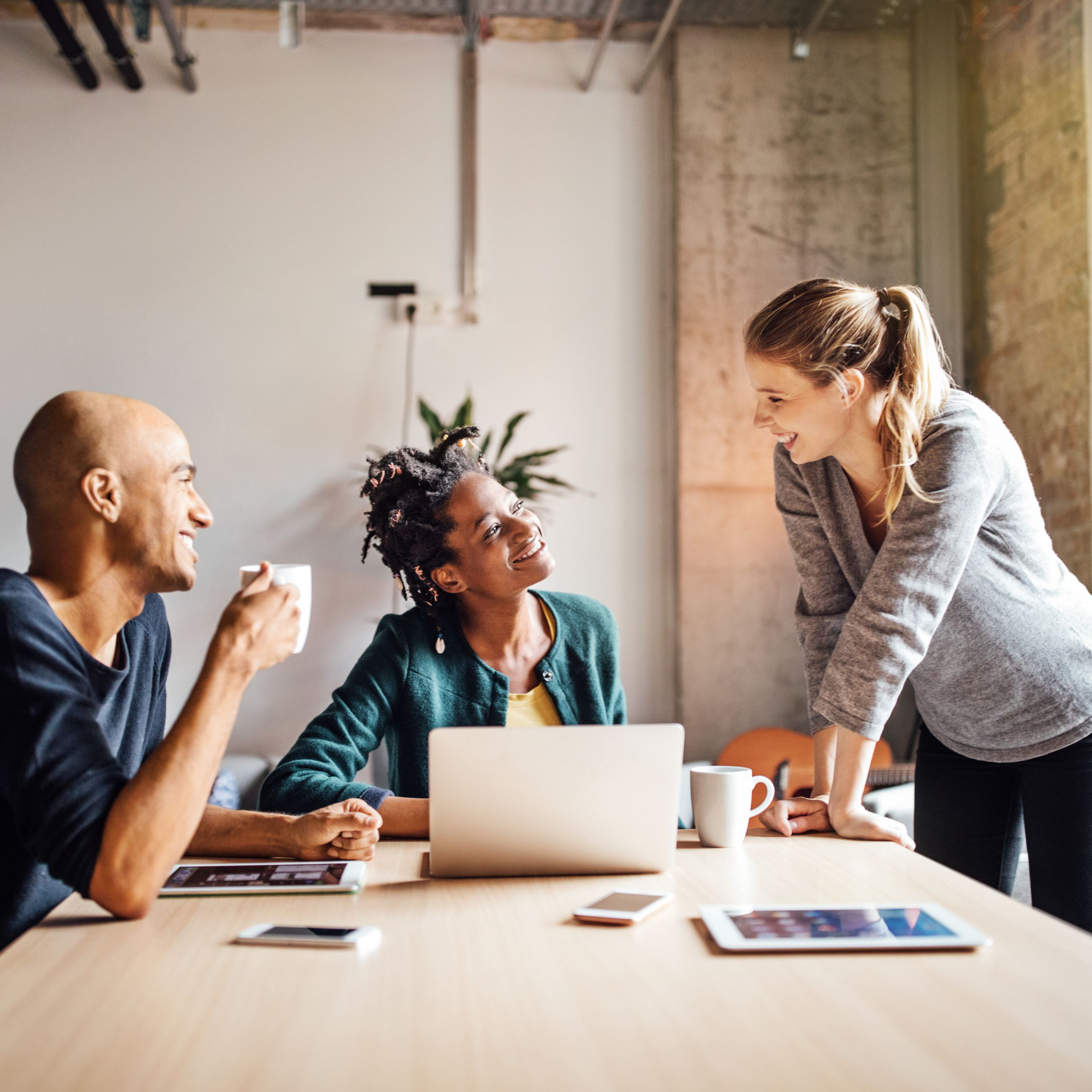 The Benefits Of An Entry Level Position