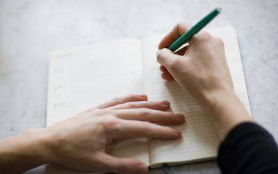 learn about the elements of basic plot for beginning writers