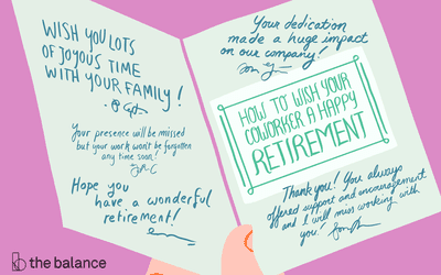 10 Steps to Make Your Coworker's Retirement Memorable