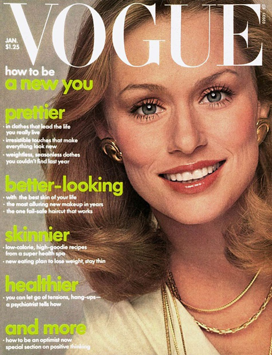 Lauren Hutton Vogue Magazine