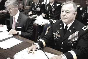 Army Secretary Testifies At Hearing On Mismanagement Of Arlington Cemetery