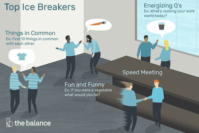 Of the finest Icebreakers for Conferences